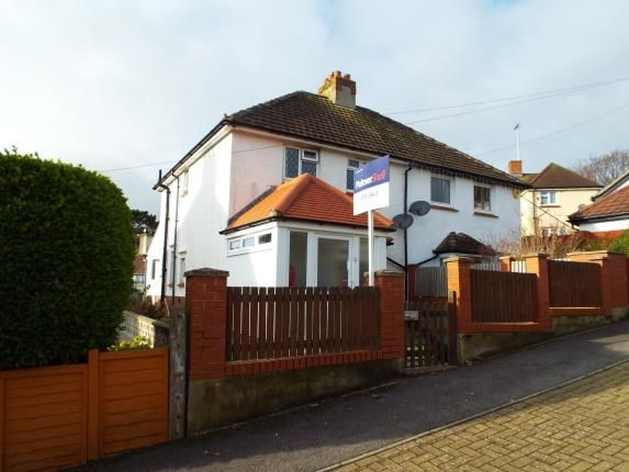 Thumbnail Semi-detached house for sale in North Avenue, Lyme Regis
