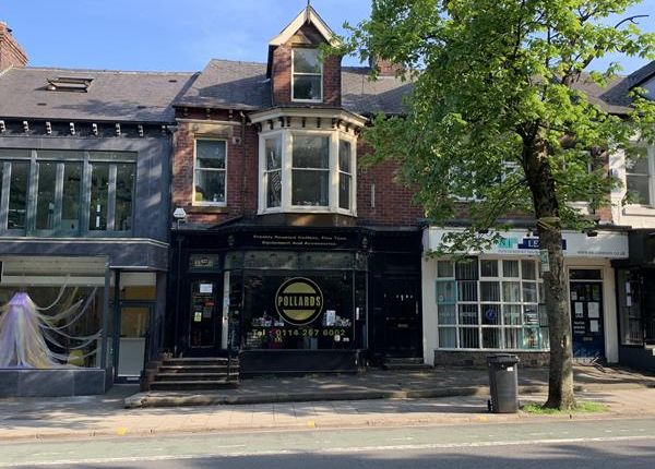 Thumbnail Commercial property for sale in 627 Ecclesall Road, Sheffield, South Yorkshire