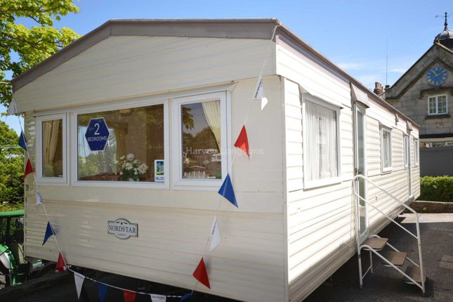 Thumbnail Mobile/park home for sale in Coghurst Hall Holiday Park, Ivyhouse Lane, Hastings