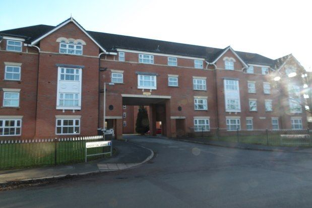 Thumbnail Flat to rent in Anderton Grange, Northwich
