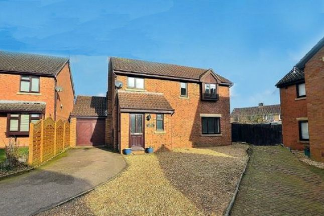 Thumbnail Detached house to rent in Wrenbury Road, Northampton, Northamptonshire.
