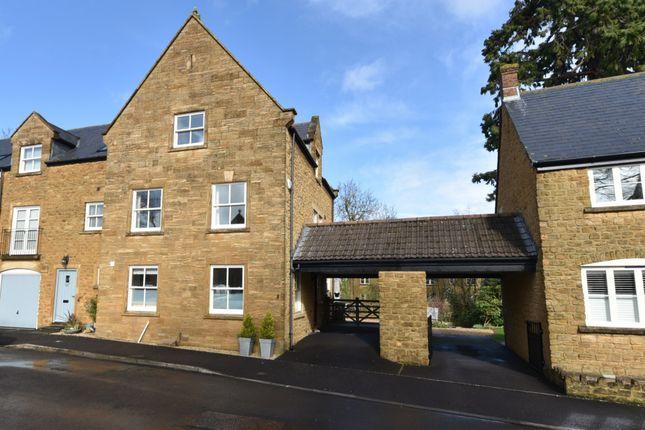 Thumbnail End terrace house for sale in Brocks Mount, Stoke Sub Hamdon