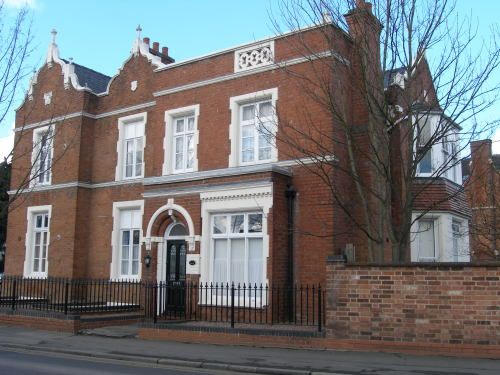 Thumbnail Flat to rent in St. Marys Road, Leamington Spa