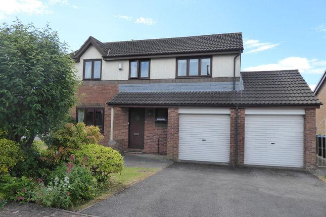 Thumbnail Detached house for sale in St. Michaels Court, Northallerton