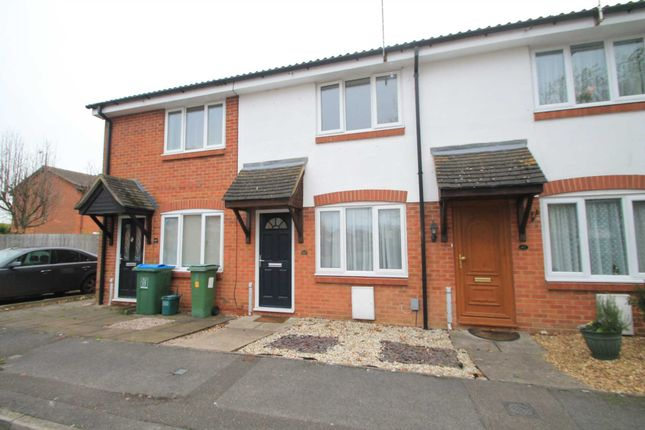 Thumbnail Terraced house to rent in Vickery Close, Aylesbury