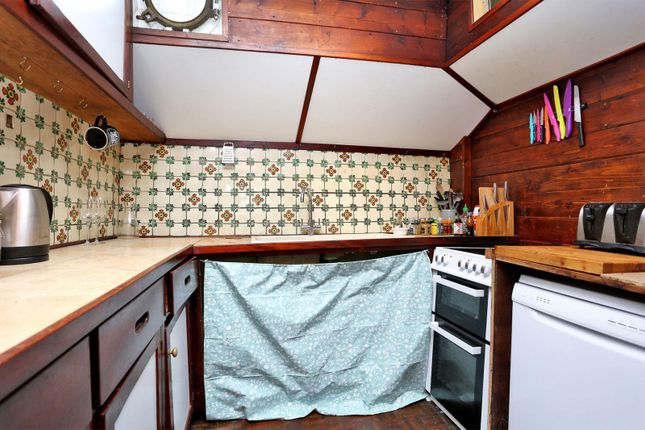 Kitchen of Albion Quay, Lombard Road SW11