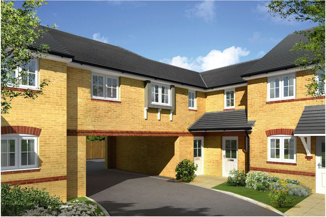 "Thumbnail Flat for sale in ""Stroud"" at Saxon Court, Bicton Heath, Shrewsbury"