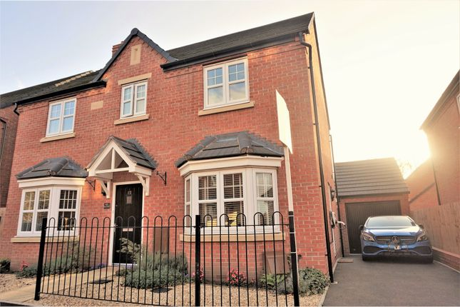 Thumbnail Detached house for sale in Ubique Avenue, Stratford-Upon-Avon
