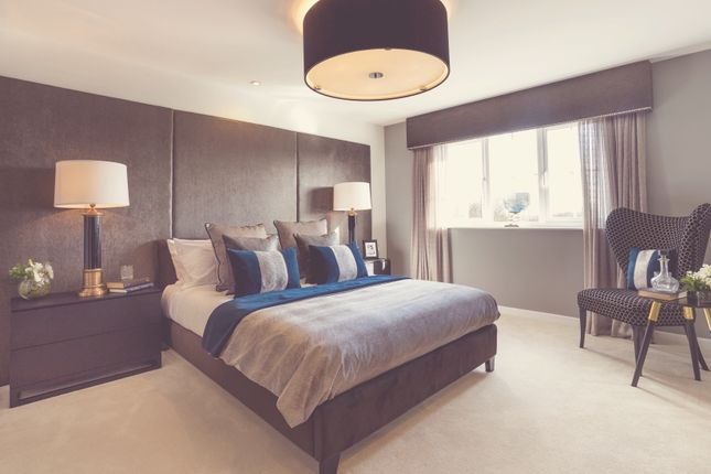 Typical Bedroom of Alderley Park, Nether Alderley SK10