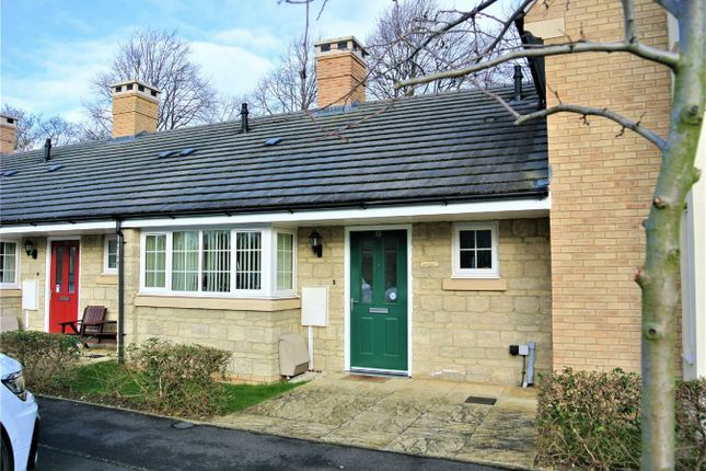 Thumbnail Terraced bungalow for sale in The Croft, Bourne, Lincolnshire