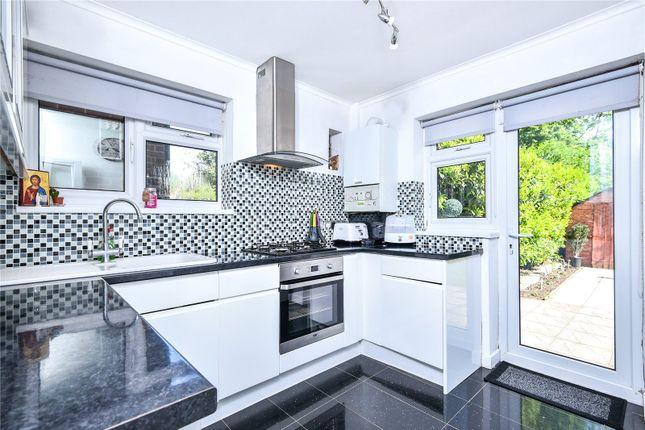 Thumbnail Maisonette for sale in Hazelwood House, Hazelwood Lane, Palmers Green, London