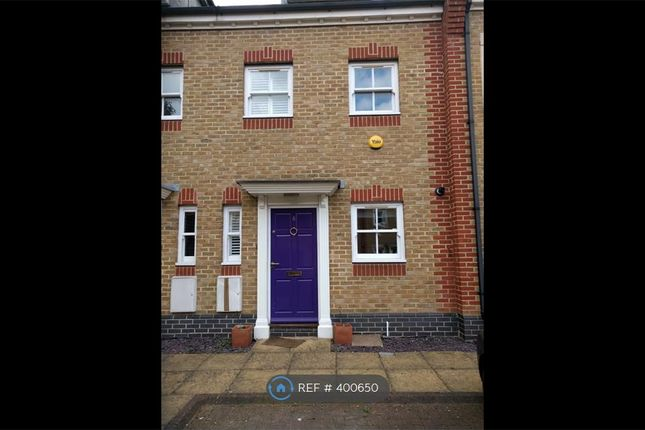 Thumbnail Terraced house to rent in Marlborough Mews, London