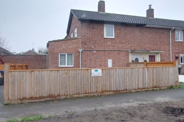 Thumbnail Terraced house to rent in Queens Road, Westbury