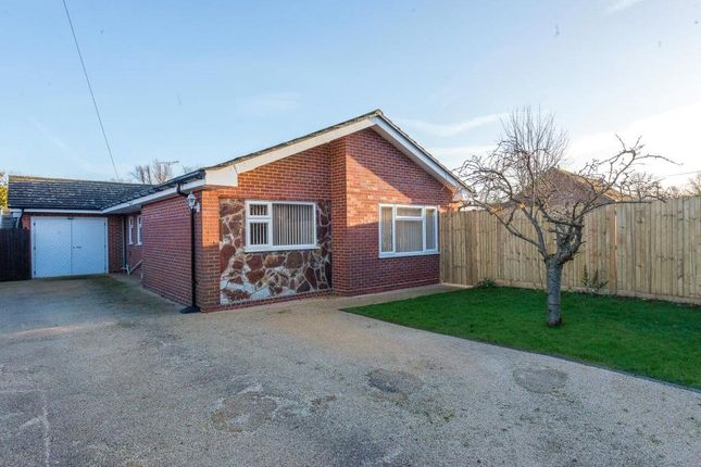 Thumbnail Detached bungalow for sale in Stumble Lane, Kingsnorth, Ashford