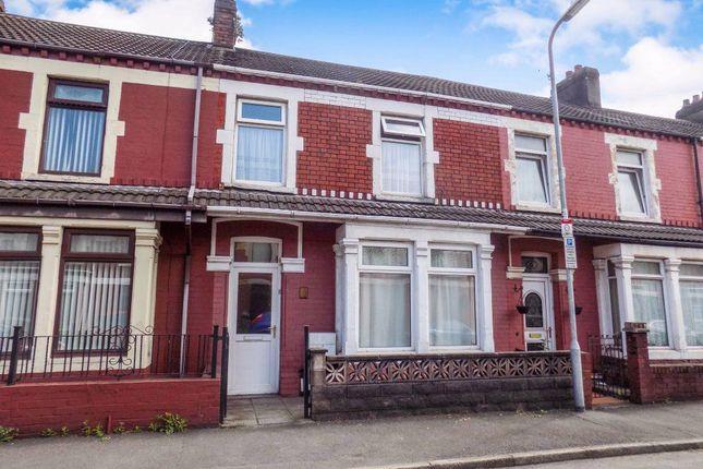 Thumbnail Flat to rent in Crown Street, Port Talbot