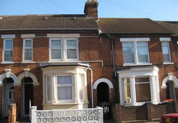 Thumbnail Terraced house to rent in Salisbury Street, Bedford
