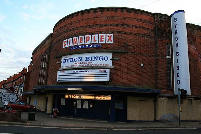 Thumbnail Retail premises for sale in Byron Bingo And Cinema, Hucknall