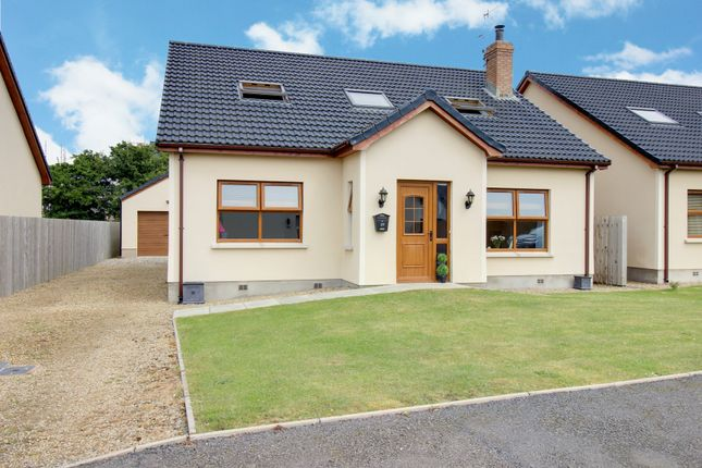Thumbnail Detached house for sale in Castle Meadow Drive, Cloughey