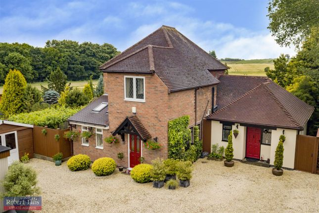 Thumbnail Detached house for sale in Trowell Moor, Trowell, Nottingham
