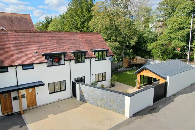 Thumbnail Semi-detached house for sale in Western Road, Branksome Park, Poole