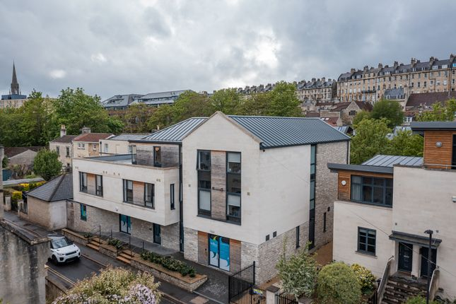 Thumbnail Block of flats for sale in Charlotte Place, Tyning Road, Peasedown St. John, Bath