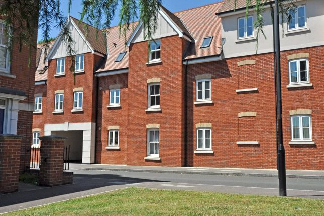 Thumbnail Flat to rent in Veale Drive, Exeter