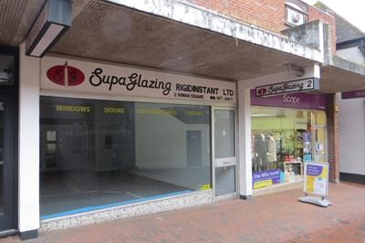 Thumbnail Retail premises for sale in Roman Square, Sittingbourne, Kent