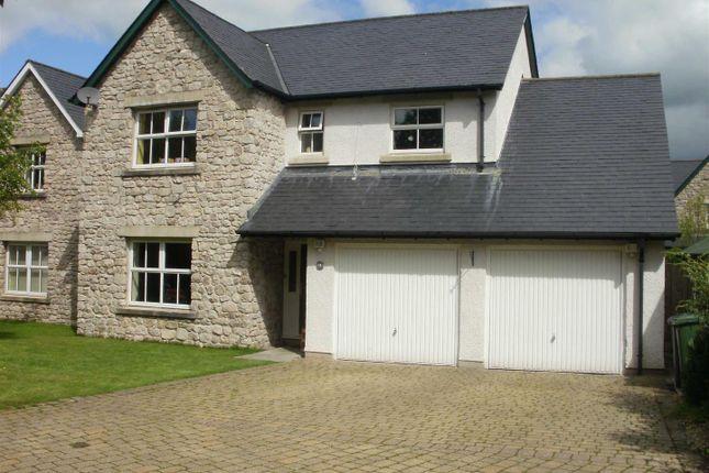 Thumbnail Detached house for sale in Blencathra Gardens, Kendal