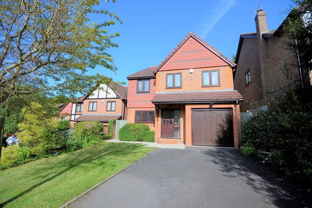 Thumbnail Detached house to rent in Hazell Park, Amersham