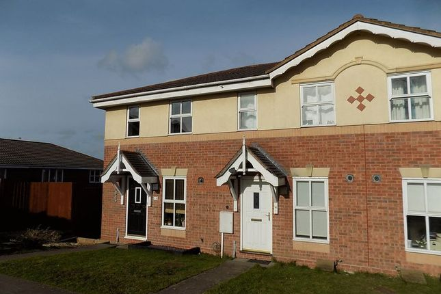 2 bed terraced house to rent in Padstow Drive, Stafford
