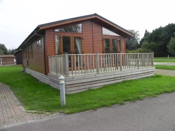 Thumbnail Mobile/park home for sale in Ranksborough Hall, Langham, Rutland