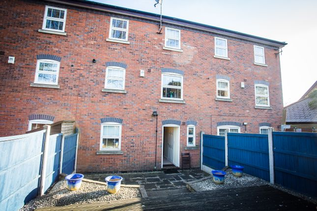Rear Garden View of Drayman Close, Walsall WS1