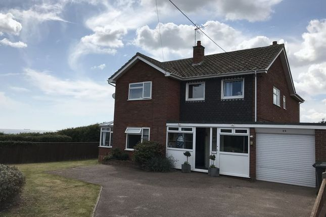 Thumbnail Detached house for sale in Cliftonville Road, Pakefield, Lowestoft