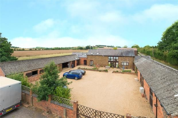 Thumbnail Detached house for sale in Woodford Halse, Daventry, Northamptonshire