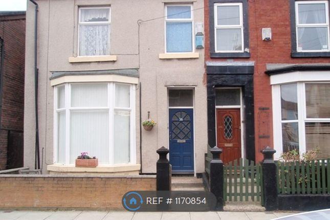 Thumbnail Flat to rent in Albert Road, Waterloo, Liverpool