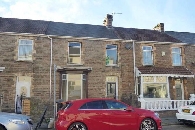 Thumbnail Terraced house for sale in Cattybrook Terrace, Cwmavon, Port Talbot.