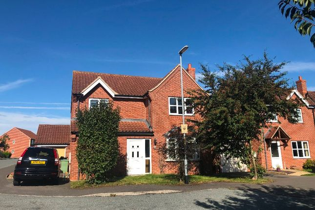 Thumbnail Detached house to rent in Highfield Mews, Great Gonerby, Grantham, Grantham