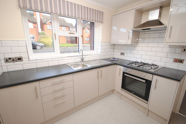 Kitchen of Cramps Close, Barrow Upon Soar, Loughborough LE12