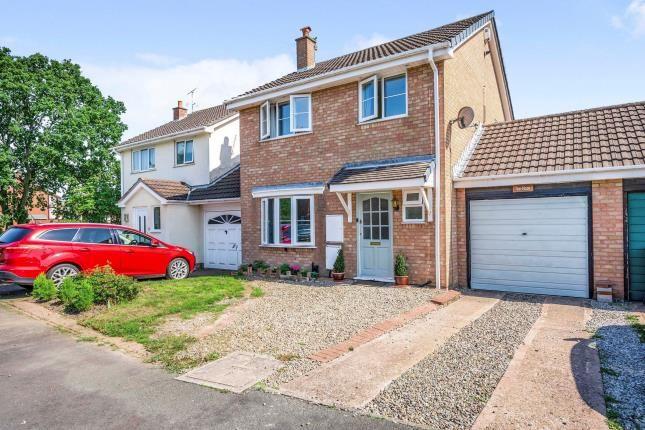 Thumbnail Link-detached house for sale in Ventnor Close, Great Sankey, Warrington, Cheshire