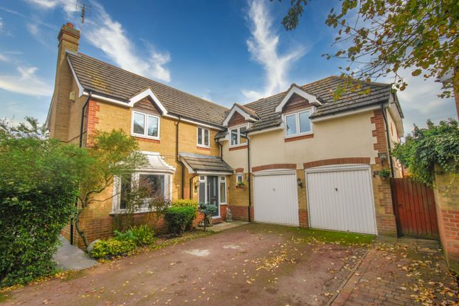 Thumbnail Detached house for sale in Poplar Drive, Hutton