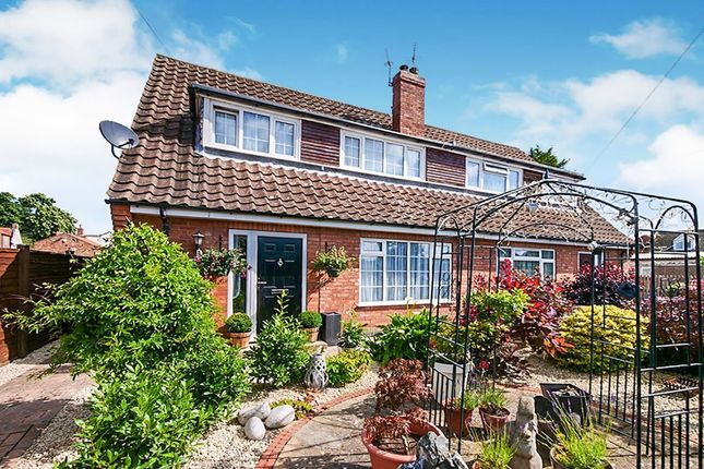 Thumbnail Semi-detached house for sale in South Lane, Haxby, York
