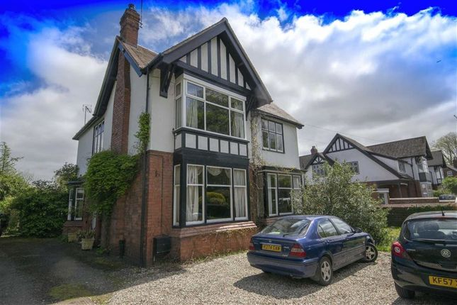 Thumbnail Detached house for sale in Leeswood, Morda Road, Oswestry, Shropshire