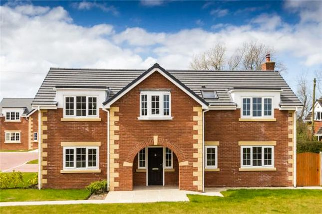 Thumbnail Detached house for sale in Bracken Gardens, Ormskirk