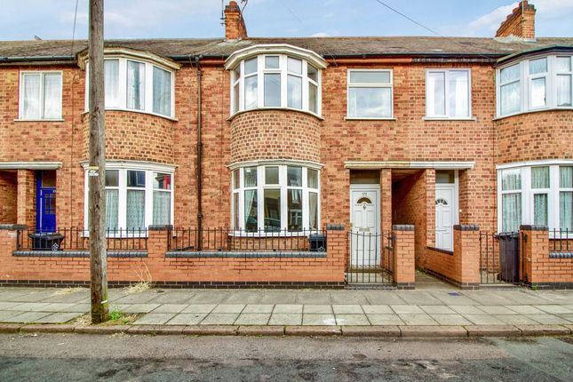 3 bed terraced house for sale in Lancaster Street, Leicester LE5