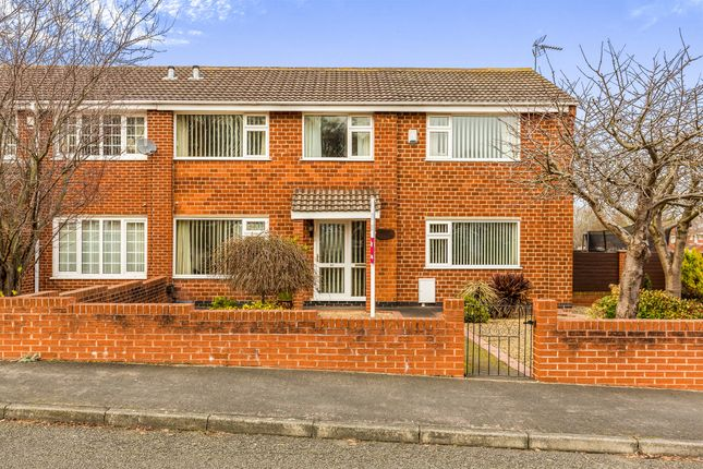 Thumbnail Semi-detached house for sale in Braddon Road, Loughborough