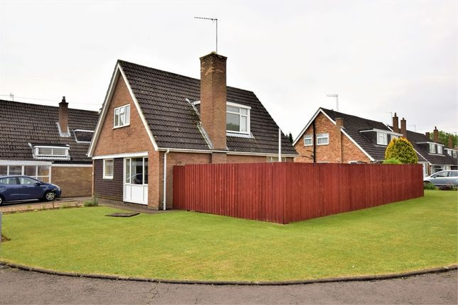 Thumbnail Detached house for sale in Lanercost Walk, Boothville, Northampton
