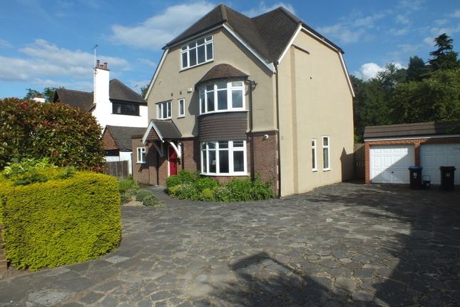 Thumbnail Detached house to rent in Oriental Road, Woking