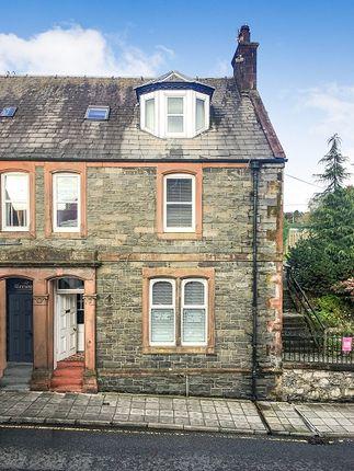 Thumbnail Terraced house for sale in Milverton, 34 Albert Street, Newton Stewart