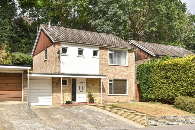 Thumbnail Detached house to rent in Long Mickle, Sandhurst, Berkshire