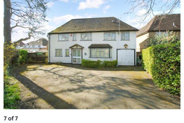 Thumbnail Detached house to rent in Long Lane, Hillingdon, Uxbridge